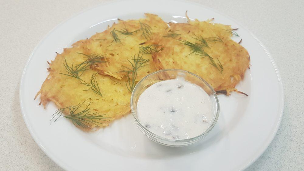 Картофель по цурихски
